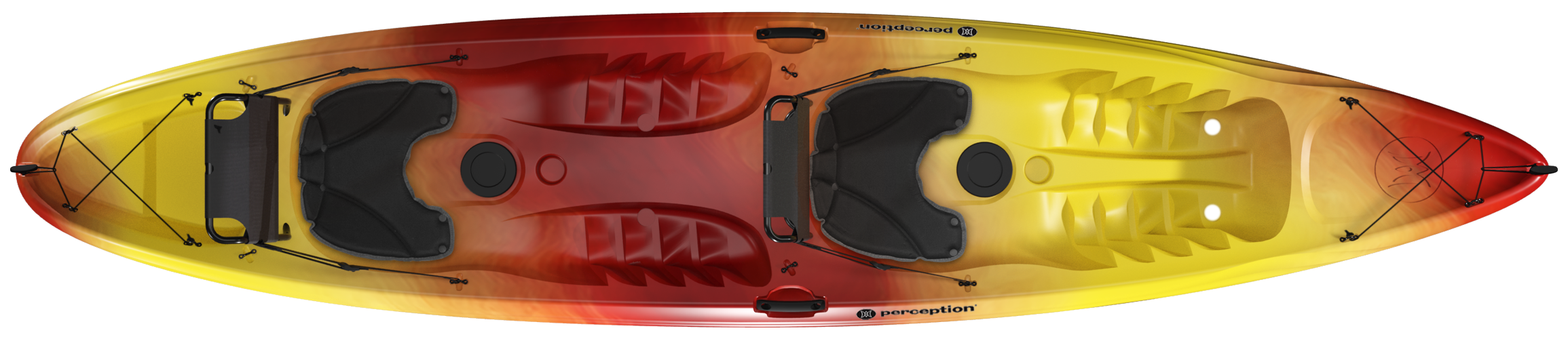 Top view of 2020 Tribe 13.5T Kayak