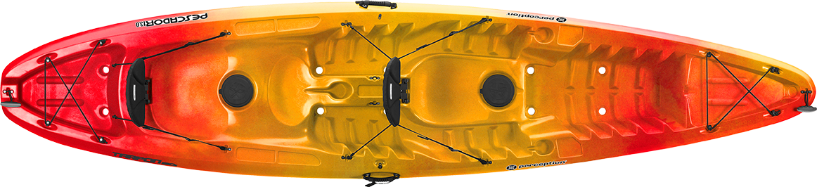 tandem pescador 13 features
