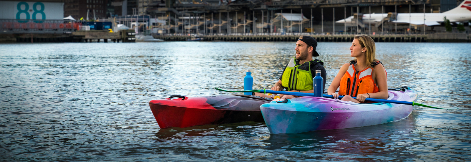 How to Choose a Kayak | Perception Kayaks | USA & Canada
