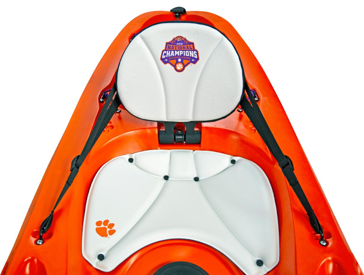 Clemson Tribe 9 5 - Local SC Pickup | Perception Kayaks