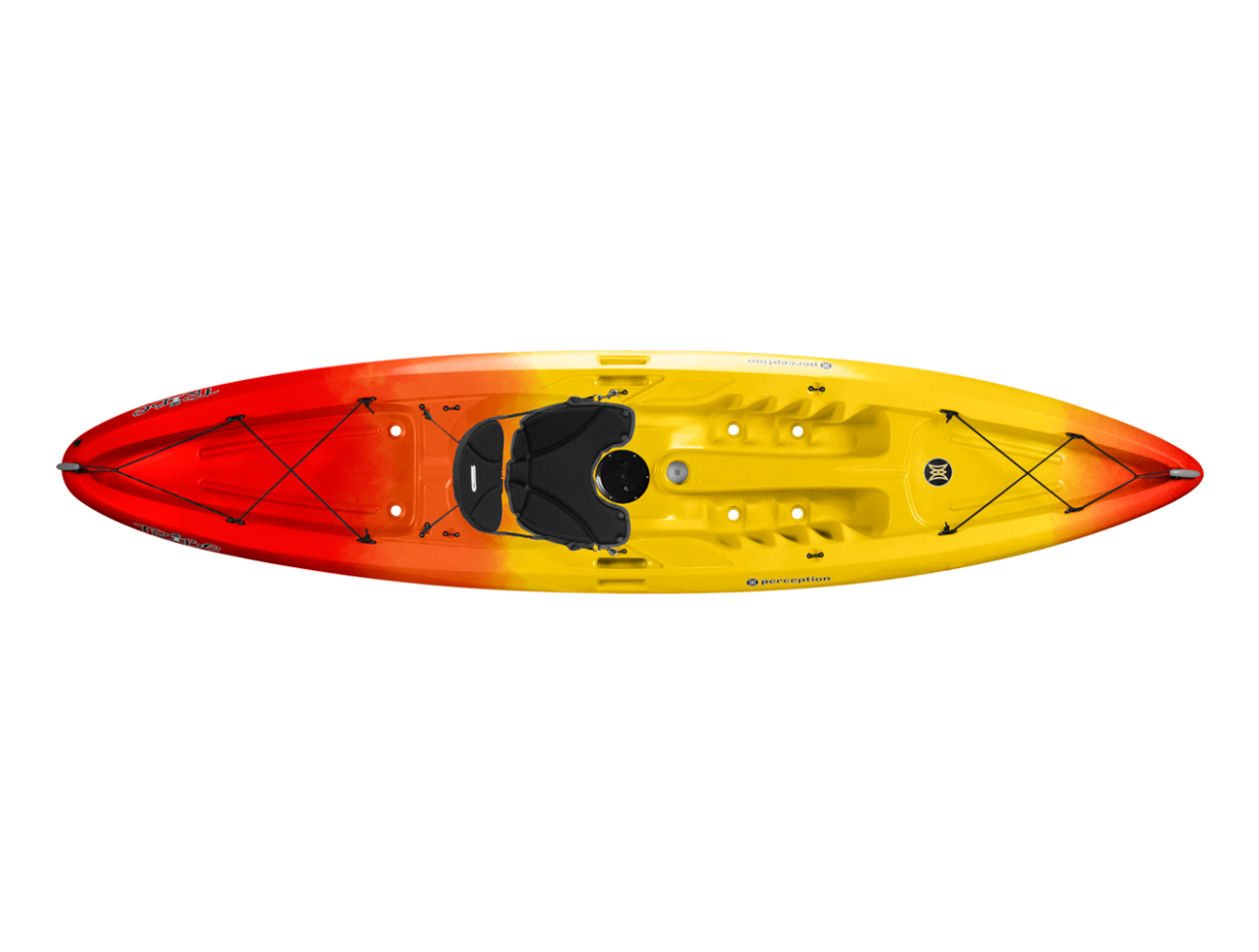 Tribe 11 5 perception kayaks usa canada kayaks for for Perception fishing kayak