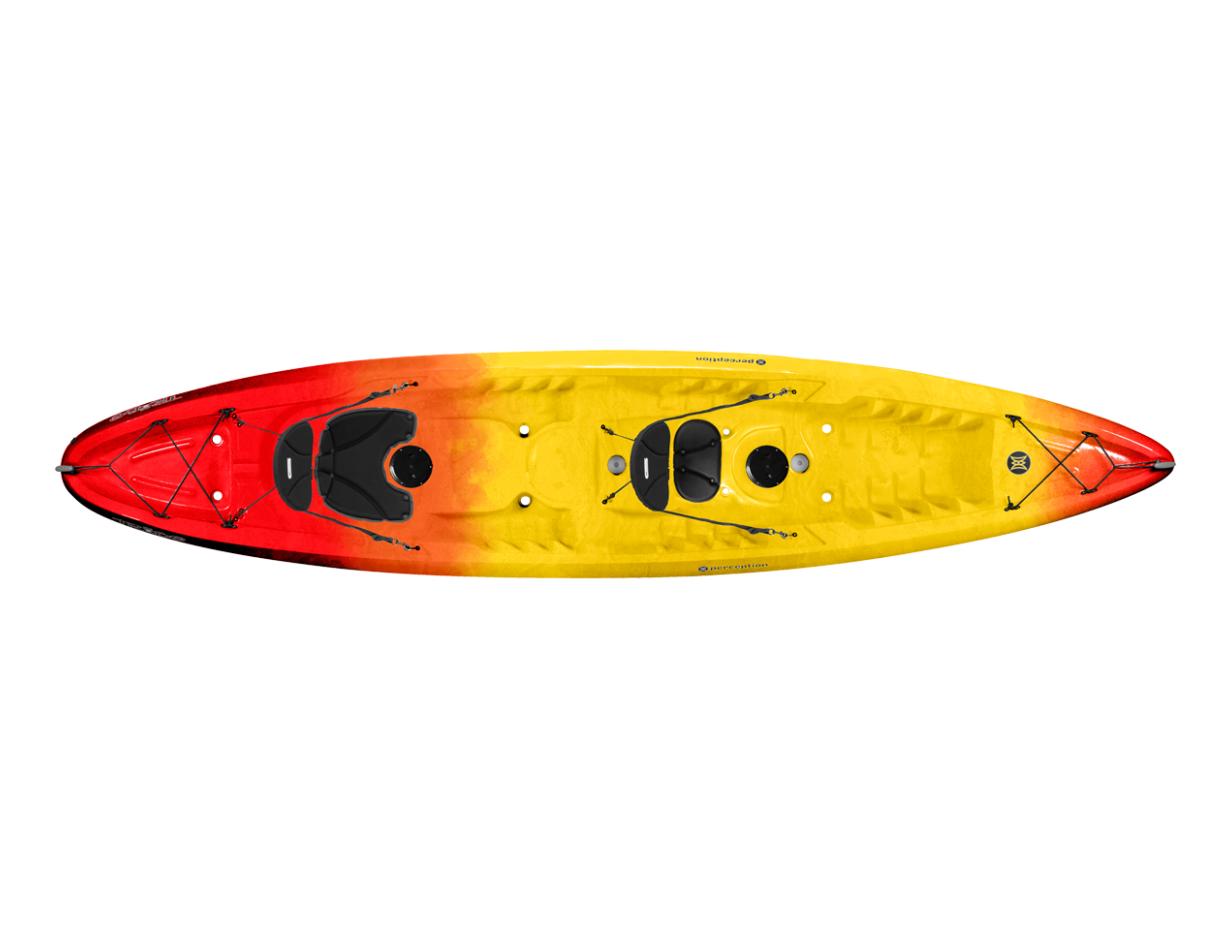 Tribe 13 5 T   Perception Kayaks   USA & Canada   Kayaks for